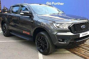 Xem trước Ford Ranger FX4 và Everest Sport mới sắp về Việt Nam