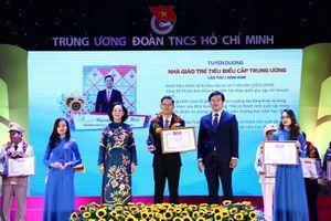 Nhà giáo trẻ Nguyễn Văn Hải: Mỗi nghề đều mang một sứ mệnh vĩ đại