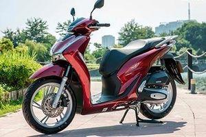 Vừa ra mắt 'siêu phẩm' Honda SH 125i 2020