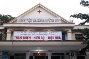 Bộ Y tế: Yêu cầu làm rõ nguyên nhân tử vong thai nhi của sản phụ ở Nghệ An