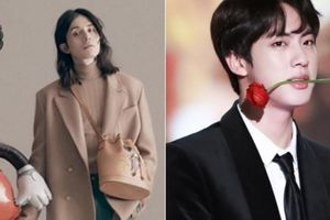 Lee Dong Wook để tóc dài cực ngầu ở tuổi 38, Jin BTS mê nhạc Taylor Swift