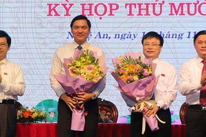 Phê chuẩn kết quả bầu bổ sung 2 Phó chủ tịch tỉnh Nghệ An