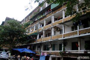 Bao giờ hàng trăm hộ dân khu C chung cư Quang Trung được tái định cư?