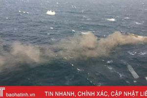 Yêu cầu báo cáo vụ 6 thuyền viên Việt Nam mất tích do tàu cháy ở Hàn Quốc