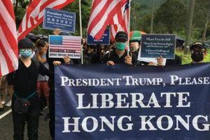Thượng viện Mỹ thông qua Dự luật Nhân quyền và Dân chủ Hồng Kông, chờ trách nhiệm từ Nhà trắng