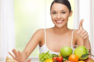 Thay đổi chế độ ăn uống giúp da giảm sạm, nếp nhăn