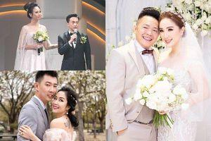 Bị dị nghị lấy chồng kém sắc, mỹ nhân Việt vẫn có cuộc sống hạnh phúc vạn người mơ