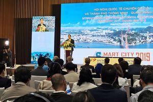 Hội nghị quốc tế về chuyển đổi số, xây dựng thành phố thông minh