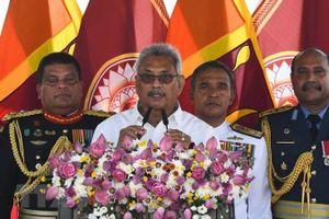 Tân Tổng thống Sri Lanka chỉ định anh trai làm Thủ tướng