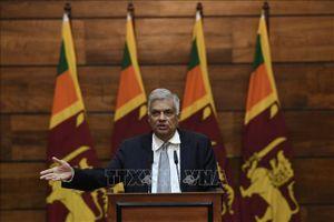 Thủ tướng Sri Lanka từ chức