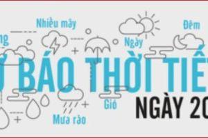 Dự báo thời tiết ngày 20/11: Đông về tri ân thầy cô giáo