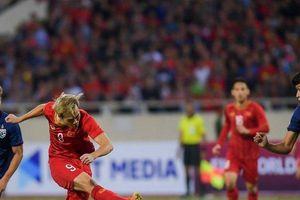 Chùm ảnh: Trọng tài Oman 2 lần từ chối bàn thắng, Việt Nam hòa Thái Lan ở vòng loại World Cup