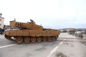 Dân quân người Kurd 'xẻ thịt' Leopard 2A4 Thổ Nhĩ Kỳ bằng vũ khí gì?
