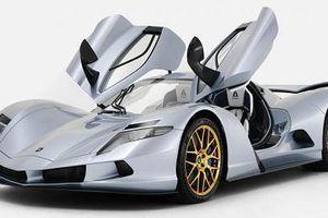 Siêu xe điện Aspark Owl nhanh nhất thế giới, tăng tốc 0-96 km/h trong 1,69 giây, vượt mặt Bugatti Chiron