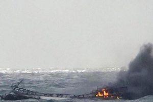 6 thuyền viên Việt Nam mất tích tại Hàn Quốc đều là lao động hợp pháp