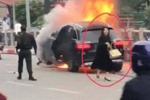 Nữ tài xế Mercedes khai đi giày cao gót, đạp nhầm chân ga gây tai nạn thảm