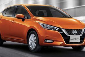 Nissan Sunny 2020 thế hệ mới - Thiết kế mới, động cơ 1.0 tăng áp