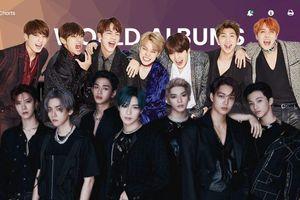 BXH Billboard World Albums tuần này: SuperM vẫn bất bại, 1 album của BTS 'bay hơi' khỏi top 15