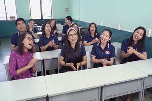 Cán bộ, giảng viên và sinh viên trường ĐH KHXH&NV TP.HCM 'ra mắt MV' độc đáo nhân ngày Nhà giáo Việt Nam 20/11