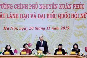Thủ tướng: Lãnh đạo nữ của nước ta luôn là những người tài năng, trí tuệ, tâm huyết và tận tụy