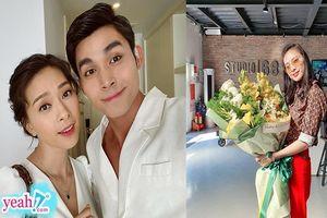 Jun Phạm gửi hoa tặng 'cô giáo' Ngô Thanh Vân nhân ngày 20/11, không quên nhắc lại chuyện 'bất tỉnh' hôm đám cưới Đông Nhi-Ông Cao Thắng