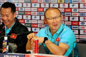 HLV Park Hang Seo: Từ nay trở đi trên sân Mỹ Đình, người Thái muốn thắng Việt Nam không phải chuyện đơn giản nữa