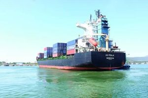 Sau 5 tháng vận hành tuyến container, Cảng quốc tế Nghi Sơn tăng trưởng thế nào?