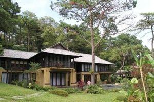 Loạt biệt thự mọc trên đất rừng Ba Vì: Cơ quan quản lý nhà nước cấp sổ đỏ sai quy định