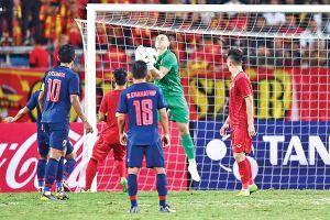 Việt Nam là 1 trong 6 đội có hàng thủ 'cứng cựa' nhất
