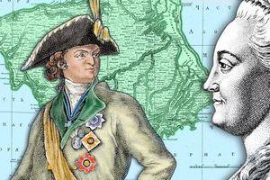 Crimea đã từng trở thành một phần của Đế chế Nga như thế nào?