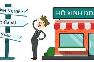 Cân nhắc đưa hộ kinh doanh vào Luật Doanh nghiệp sửa đổi