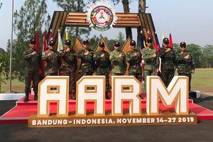 Giải bắn súng quân dụng Lục quân ASEAN 29 tìm kiếm hợp tác chung