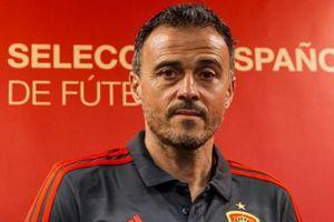 HLV Luis Enrique trở lại dẫn dắt ĐT Tây Ban Nha