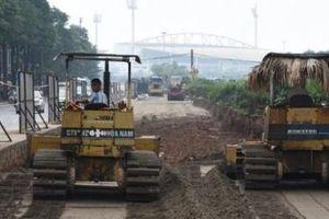 Hà Nội tổ chức lại lộ trình nhiều tuyến buýt để thi công trường đua F1