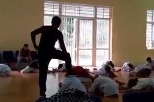 Công an triệu tập thầy giáo đánh liên tiếp vào lưng và gáy học trò ở Vĩnh Phúc