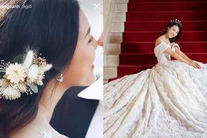 Sau Đông Nhi, Bảo Thy, đến lượt á hậu Hoàng Oanh sắp cưới