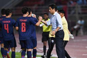 HLV Nishino tìm nhân tố mới, tự tin vượt Việt Nam ở World Cup