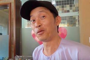 Hoài Linh: 'Tạm dừng game show, tôi đi diễn tỉnh, hội chợ rất vui'