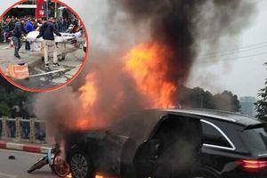Xác định danh tính nữ nạn nhân tử vong vụ ô tô Mercedes gây tai nạn