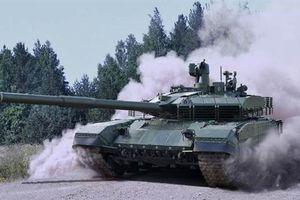 Xe tăng Nga được trang bị 'giáp xích'