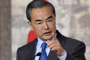 Trung Quốc chỉ trích gay gắt hành động 'điên rồ' của Mỹ