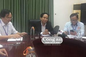 Khẩn trương kiểm tra, báo cáo các ca tai biến sản khoa tại Bệnh viện Phụ nữ Đà Nẵng