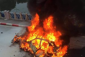 Nạn nhân bị ô tô Mercedes tông tử vong là người Hải Dương
