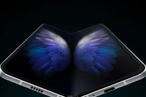 Samsung ra mắt smartphone màn gập thứ hai có tên gọi Samsung W20
