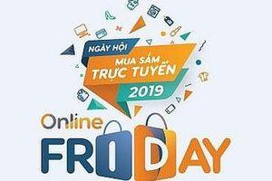 Chủ động phối hợp tổ chức Ngày mua sắm trực tuyến - Online Friday