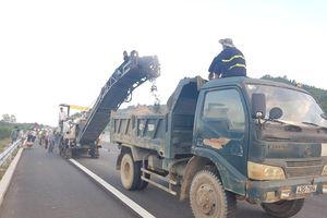 Cao tốc Đà Nẵng - Quảng Ngãi có dấu hiệu bị 'rút ruột' ra sao?