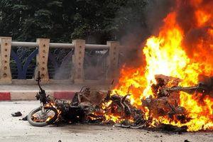 Tạm giữ hình sự nữ tài xế xe Mercedes gây tai nạn thảm khốc ở Hà Nội