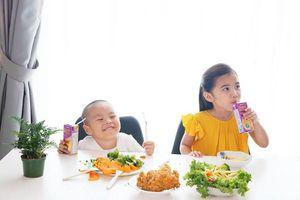 15 năm NutiFood cùng trẻ cải thiện chứng biếng ăn