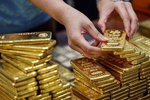 Giá vàng SJC bất ngờ giảm