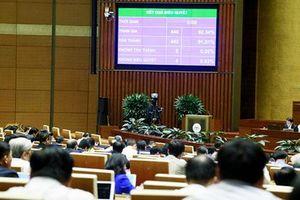 Quốc hội thông qua Luật Thư viện với 92,34% đại biểu tán thành